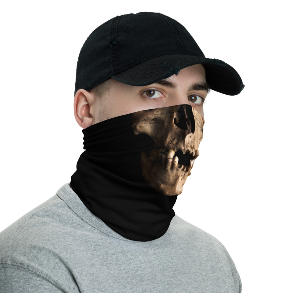 face warmer mask - Right