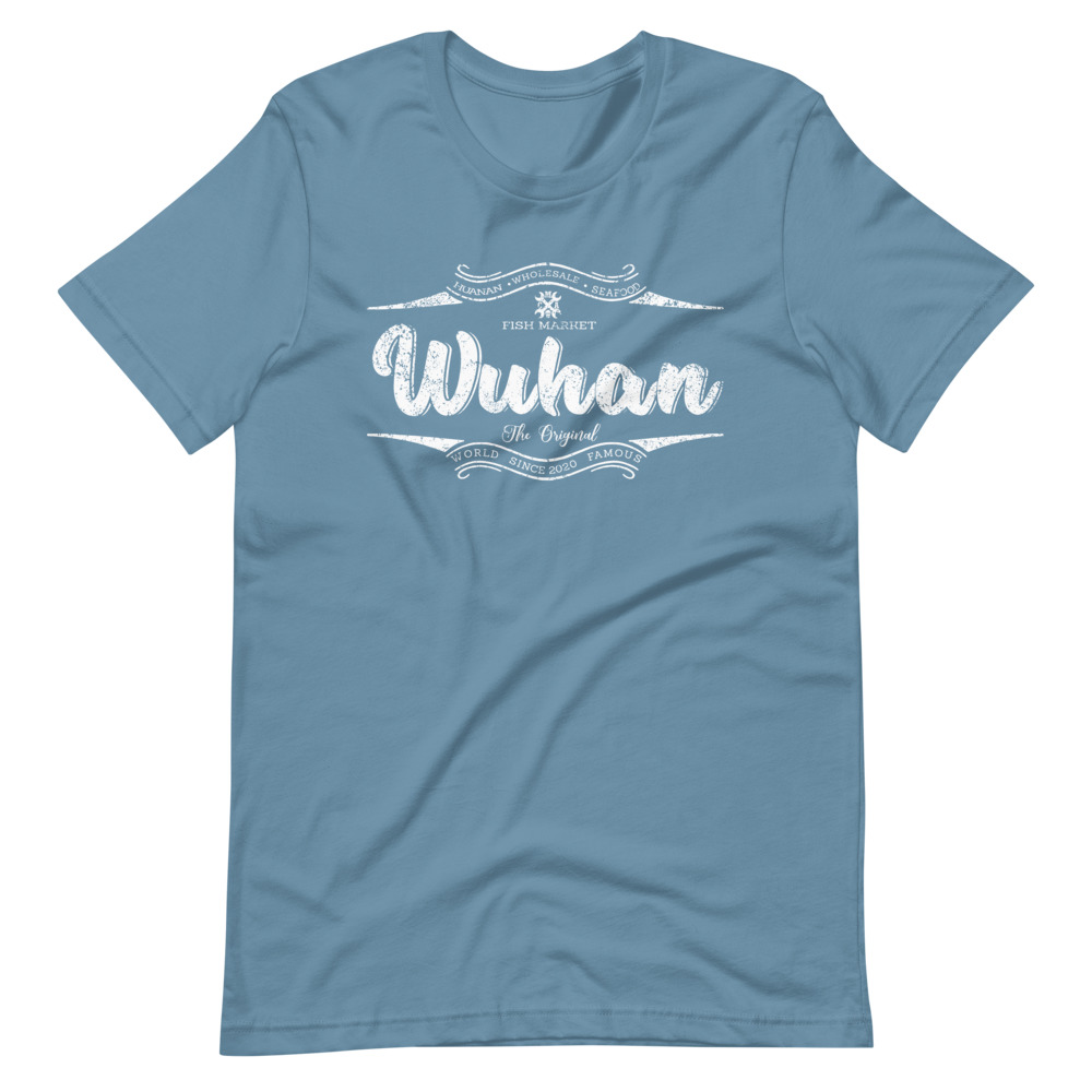 Wuhan Shirt Blue