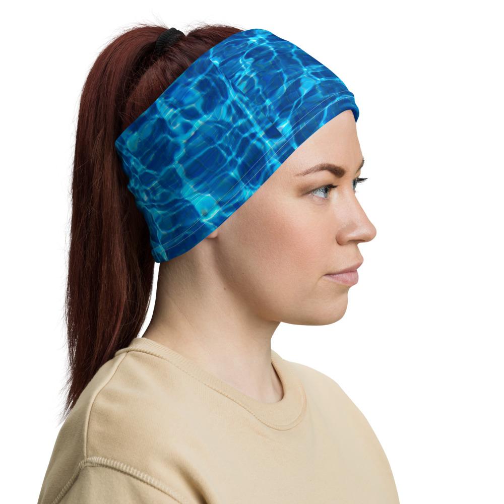 Water-Light Neck Gaiter - Hair Band 1