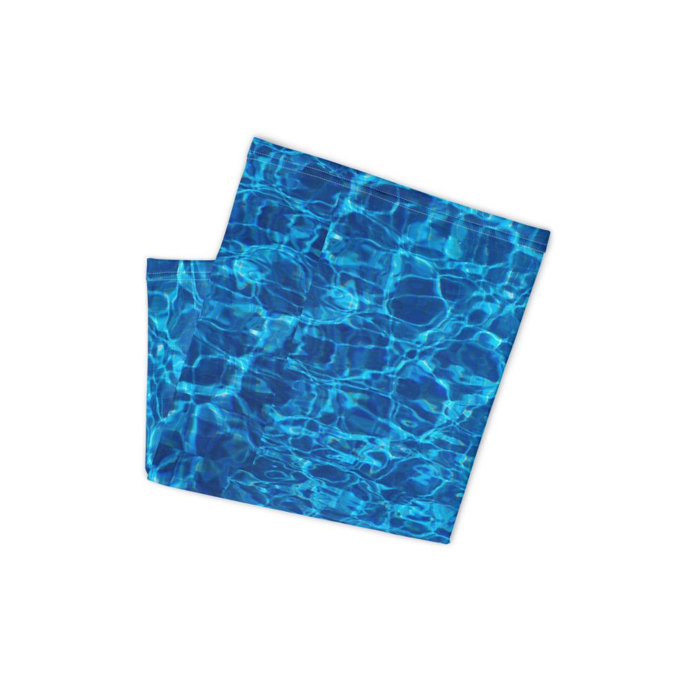 Water-Light Neck Gaiter - Folded