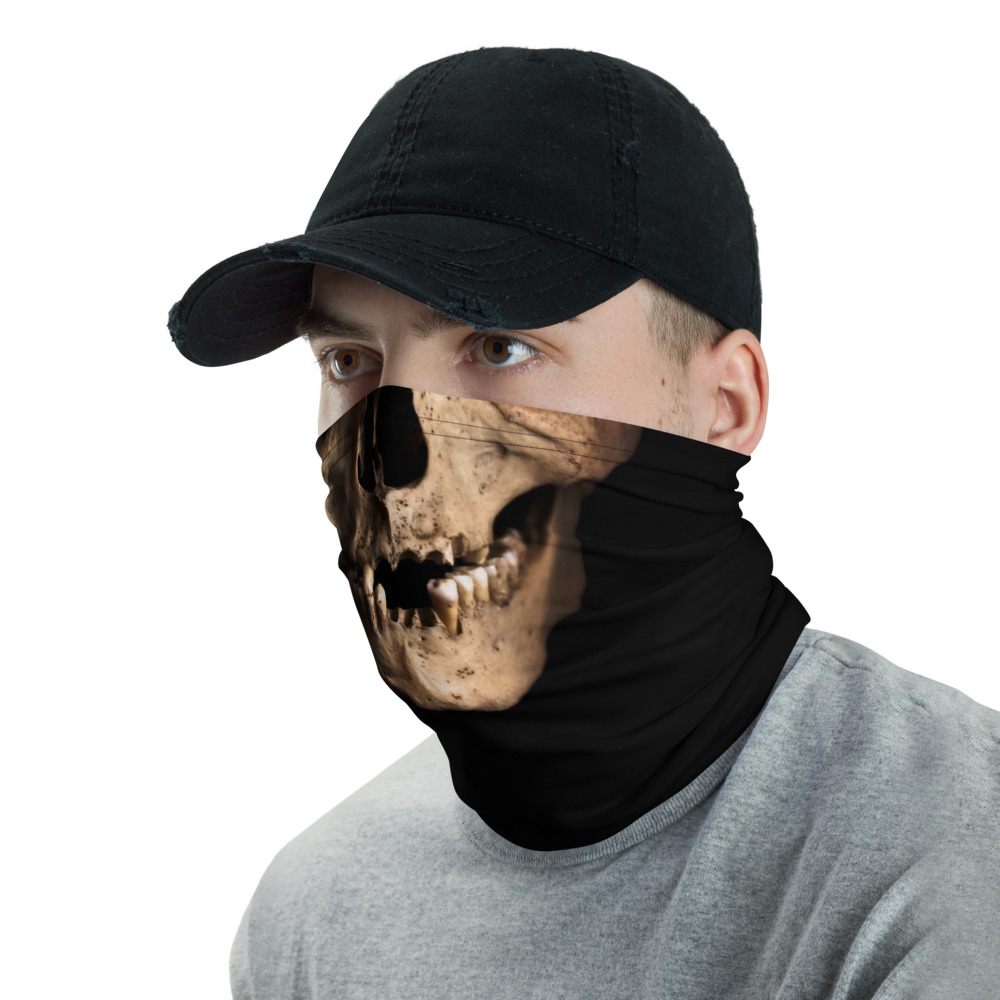 face warmer mask- Left
