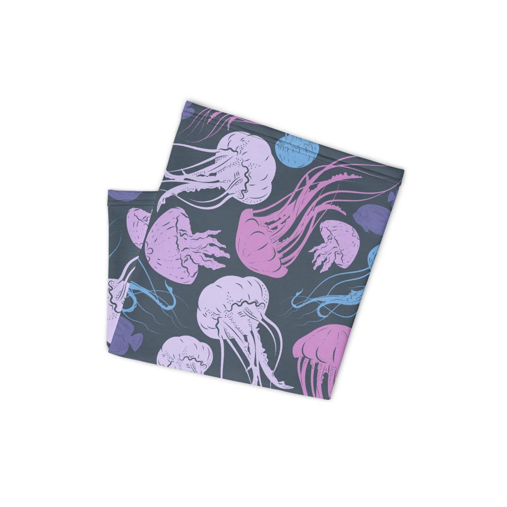 Jellyfish Neck Gaiter - Folded