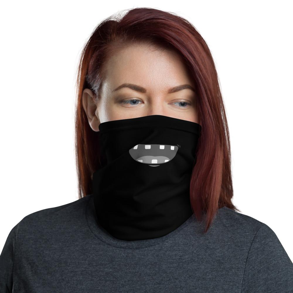 Big Smile Neck Gaiter - Front