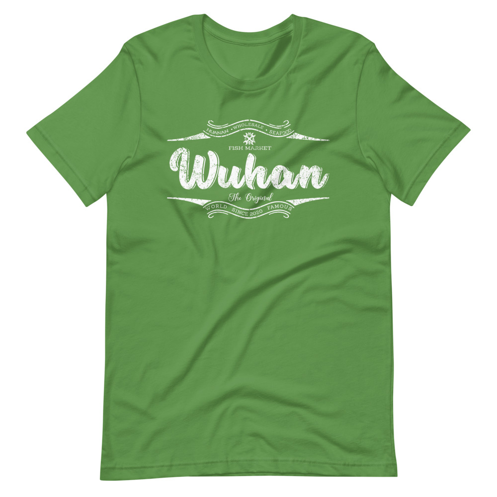 Wuhan Shirt Green