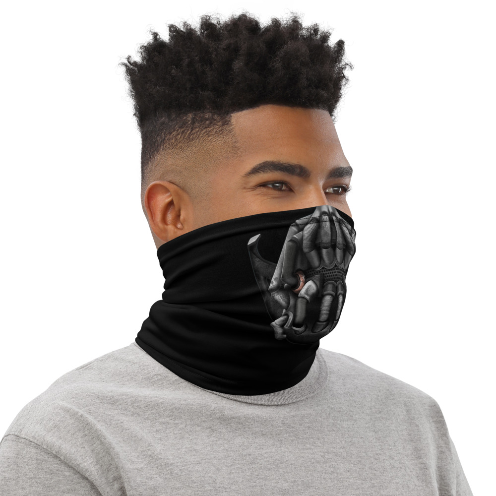 bane neck gaiter - Right 2